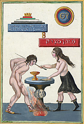 Trinosophie, Kapitel 1