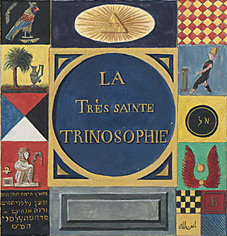 Cover der Trinosophie