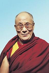 Dalai Lama in Hamburg 2007