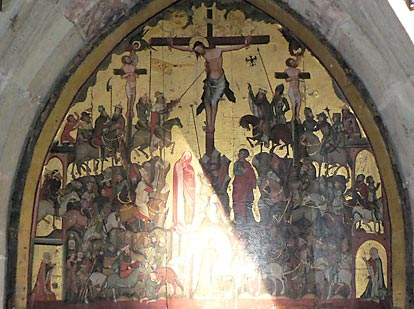 Predigerkirche Erfurt/Thüringen