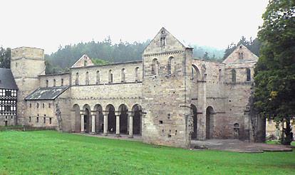 Paulinzella – verwunschen zeitlose Klosterruine