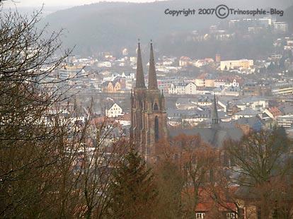 Kosmische Impfung in Marburg