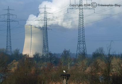 Kernkraftwerk Philippsburg, Copyright 2008 by Ko-Sen