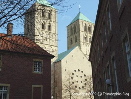 St.-Paulus-Dom, Münster, Außenansicht © Kô-Sen