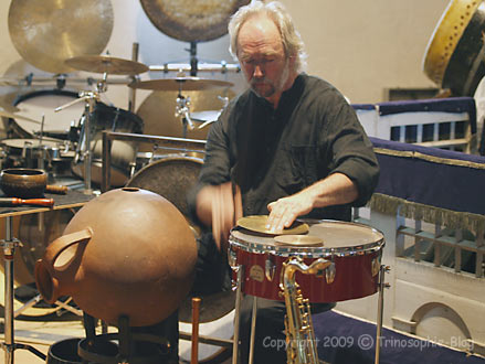 Percussions © Kô-Sen 2009
