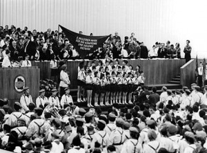 Sozialisierung Jugendlicher in der DDR