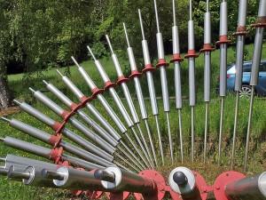 Will man Wind zum Klingen bringen braucht es einen entsprechenden Resonanzkörper - in dem Fall ein Windwerk. Bild: Heinz Knotek