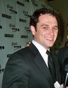 Matthew Rhys at 2007 GLAAD Awards. Foto: Greg Hernandez - Flickr. Lizenziert unter Creative Commons